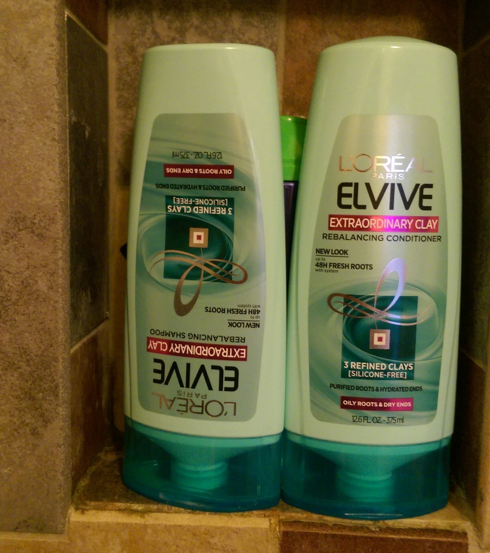 Shampoo/Conditioner bottles