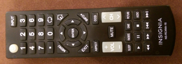 Office TV Remote