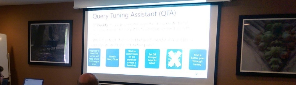 Query Tuning Assistant (QTA)