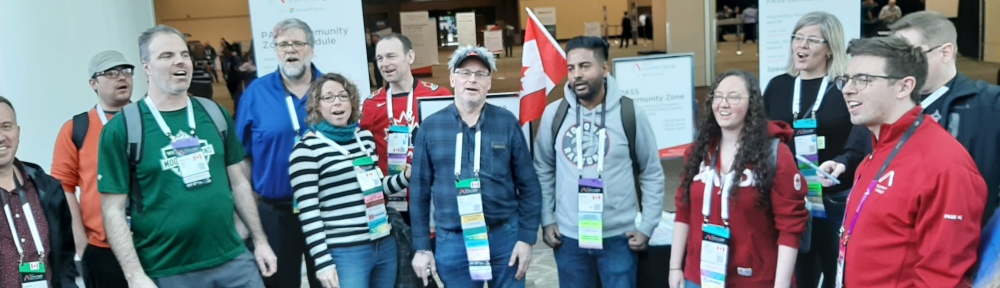 #SQLFamily - Canadian Edition!