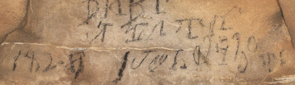 Image from al.com website https://www.al.com/news/2019/04/scientists-translate-cherokee-messages-to-the-old-ones-in-manitou-cave.html all rights reserved to them