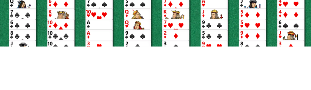 Freecell starting position for 1703491